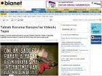 Tabiatı Koruma Kanununa Videolu Tepki